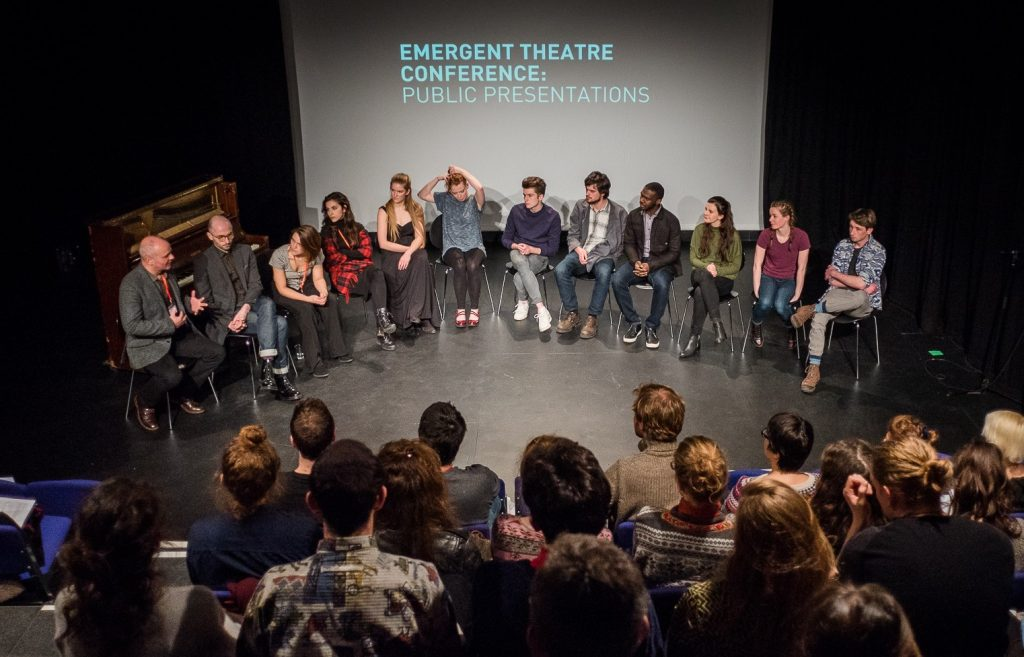 Emergent Theatre Conference - Sun 31 January 2016 -2490 (photo credit - Andy Catlin www.andycatlin.com)