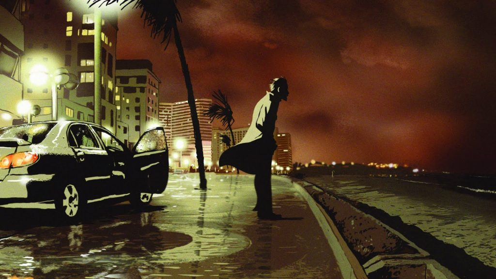 Waltz with Bashir THIS ONE